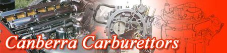 Canberra Carburettors